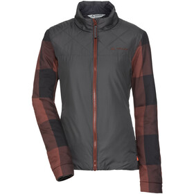 VAUDE Cyclist II Padded Jacket Women, iron